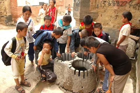 The Ancient Wells in Jianshui County