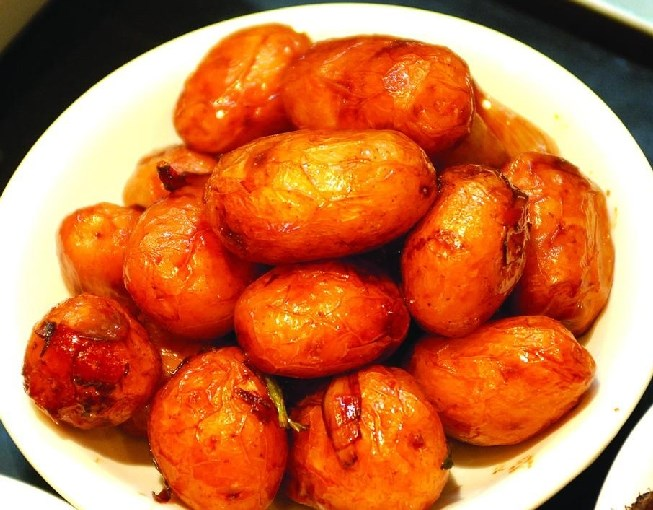 Zhaotong Roast Potato