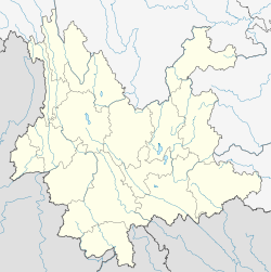 Dayao is located in Yunnan